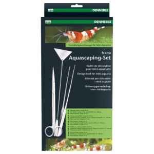 Dennerle Nano Aquascaping-Set - Set