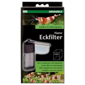 Dennerle Nano Eckfilter - für 10-40 l