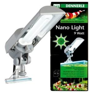 Dennerle Nano Light Aufsteckleuchte - 9 Watt