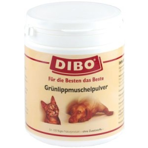 Dibo Grünlippmuschelpulver - 400 g