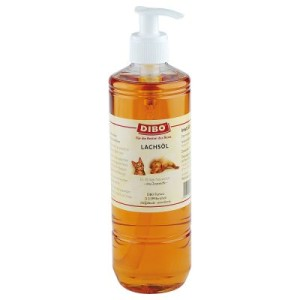Dibo Lachsöl - 4 x 500 ml