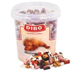 Dibo Leckerli-Mix für Hunde (semi-moist) - 500 g