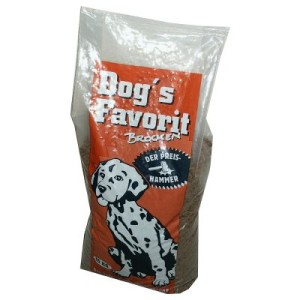Dog's Favorit Brocken - 15 kg