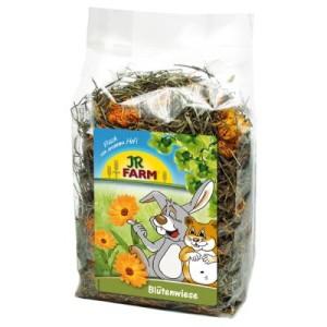 Doppelpack JR Farm Raufutter - Blütenwiese (Ringelblume) 2 x 300 g