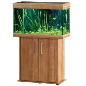 EHEIM vivaline 126 Aquarium Kombination - schwarz edelglanz