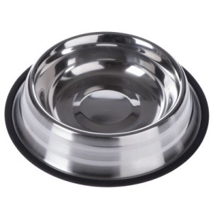 Edelstahlnapf Silver line Silver Premium - 450 ml