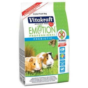 Emotion Professional Prebiotic Meerschweinchen - 2 x 4 kg