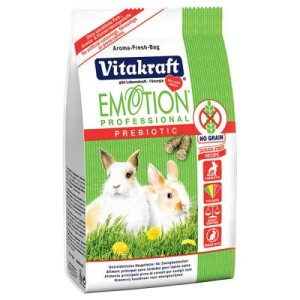 Emotion Professional Prebiotic Zwergkaninchen - 2 x 4 kg