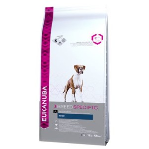 Eukanuba Adult Breed Specific Boxer - Sparpaket: 2 x 12 kg