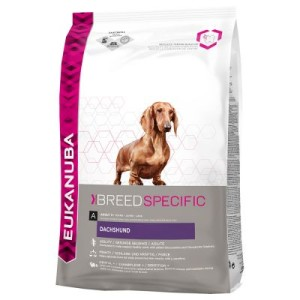 Eukanuba Adult Breed Specific Dachshund - Sparpaket: 3 x 2