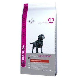 Eukanuba Adult Breed Specific Labrador Retriever - Sparpaket: 2 x 12 kg