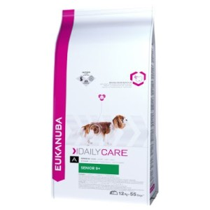 Eukanuba Adult Daily Care Senior 9+ - Sparpaket: 2 x 12 kg