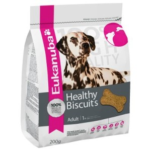 Eukanuba Healthy Biscuits - Senior (3 x 200 g)