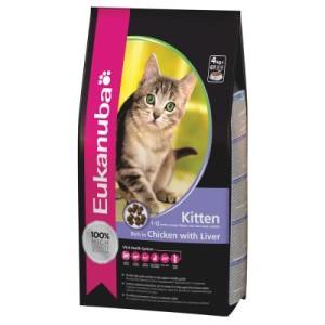 Eukanuba Healthy Start Kitten - Sparpaket: 2 x 4 kg