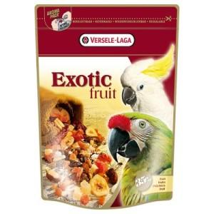 Exotic Fruit - Obstmischung für Papageien - 2 x 600 g