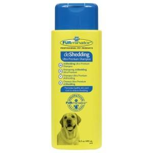 FURminator deShedding Ultra Premium Shampoo - 2 x 490 ml