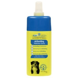FURminator deShedding Waterless Spray - 2 x 250 ml