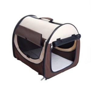 Faltbare Transporthütte Easy Go - L 77 x B 57 x H 63 cm (Größe L)