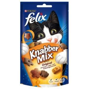 Felix KnabberMix - Sparpaket Wild (3 x 60 g)