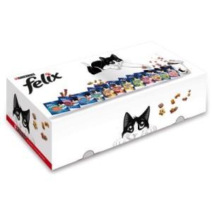 Felix Snackbox + Vorratsdose gratis! - 13-teilig