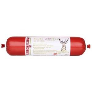 Fleischeslust hypoallergen 6 x 400 g - Edles Rotwild