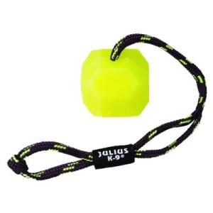 Fluoreszierender IDC® Ball mit Schnur - 1 Stück