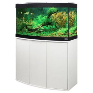 Fluval Aquarium-Kombination Vicenza 180 - kernbuche