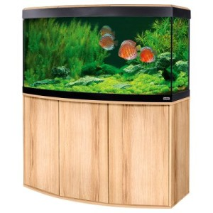 Fluval Aquarium-Kombination Vicenza 260 - weiß