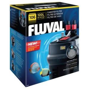 Fluval Außenfilter 6er-Serie - 106
