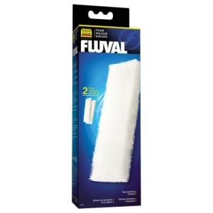 Fluval Schaumstoffpatronen - Multipack 3 x 2 Schaumstoffpatronen für 204/205/206/304/305/306