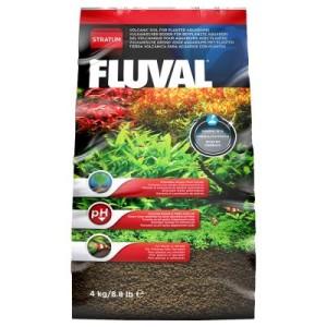 Fluval Stratum für Pflanzen und Garnelen - 2 x 4 kg