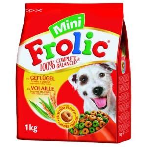 Frolic Complete Mini mit Geflügel - Sparpaket: 3 x 1 kg