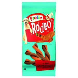 Frolic Rodeo Rind - Sparpaket: 3 x 105 g