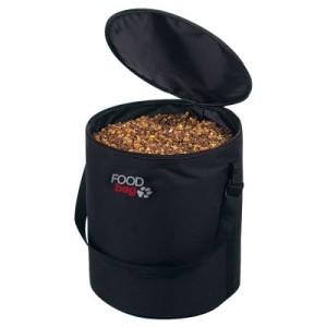 Futtertonne aus Nylon - bis 25 kg Trockenfutter