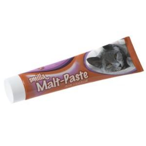 Gemischtes Paket: Smilla Multi-Vitamin & Malt Katzenpaste - 2 x 200 g