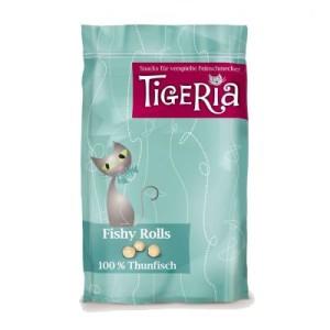 Gemischtes Probierpaket Tigeria Katzensnack 3 x 50 g - Sticklettis