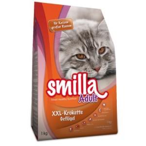 Gemischtes Probierpaket: XXL-Kroketten - 1 kg Smilla + 400 g Sanabelle + 400 g Bozita