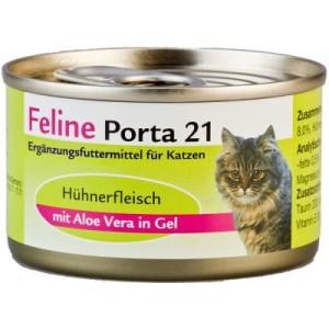 Gemischtes Sparpaket Feline Porta 21 24 x 90 g - 24 x 90 g (4 Sorten gemischt)