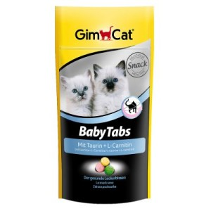 GimCat BabyTabs - 240 Stück (85 g)
