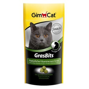 GimCat GrasBits - 2 x 40 g
