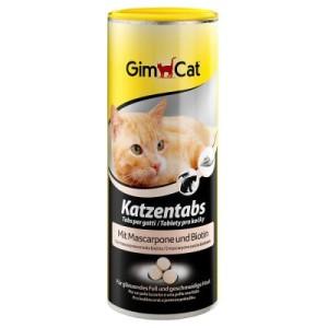GimCat Katzentabs Mascarpone + Biotin - 350 Stück
