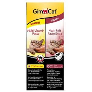 GimCat Kombi-Pack Multi + Malt - 2 x 50 g