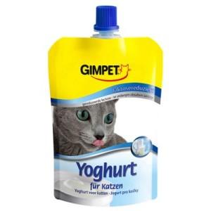 Gimpet Mixpaket: 150 g Pudding + 150 g Yoghurt für Katzen - Mixpaket: Puddig & Yoghurt