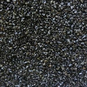 Glanz-Kies schwarz - 15 kg