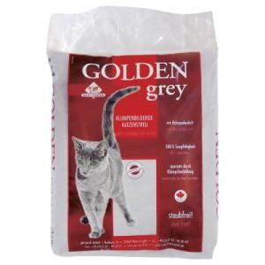 Golden Grey Katzenstreu - Sparpaket 2 x 14 kg