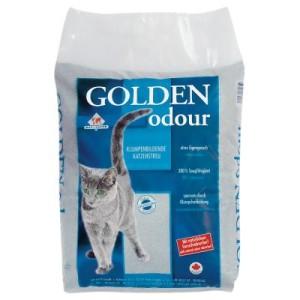 Golden Odour Katzenstreu - Sparpaket 2 x 14 kg