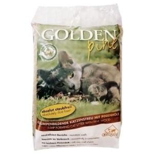 Golden Pine Katzenstreu - Sparpaket 3 x 8 kg