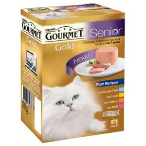 Gourmet Gold 12 x 85 g - Delikatessen