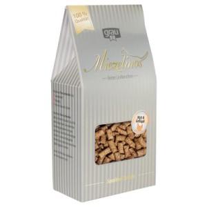 Grau Miezelinos mit Malz & Geflügel - 160 g