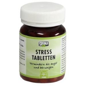 Grau Stress Tabletten - 120 Tabletten